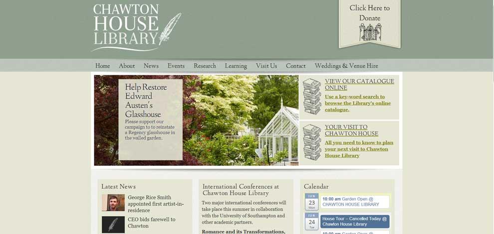 Chawton House Libary